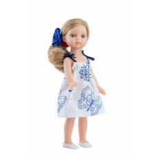 02105 Кукла Валериа, 21 см