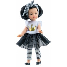 02109 Кукла Миа, 21 см