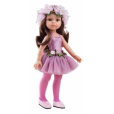 04446 Кукла Кэрол балерина, 32 см
