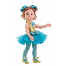 04448 Кукла Кристи балерина, 32 см
