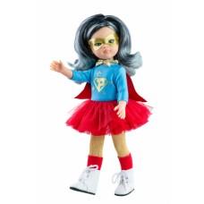 04655 Кукла Супер Паола, 32 см
