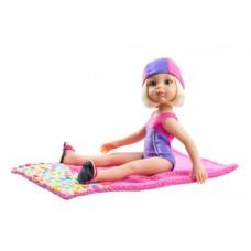 04656 Кукла Клаудиа пловчиха, 32 см