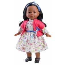 08202 Кукла Эстер, 36 см, мулатка