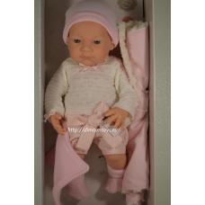 05010 Кукла Бэби в розовом, 36 см