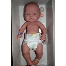 05047 Кукла Бэби в памперсе, 45см (мальчик)
