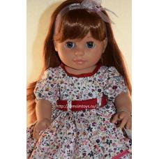 06085 Кукла  Настя (Бекка), 42 см