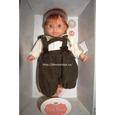 07507 Кукла Петер, , 36 см