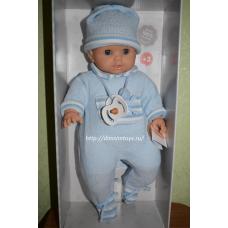 08013 Кукла Алекс в теплой одежде, 36 см.