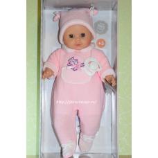 08014 Кукла Соня в теплой одежде, 36 см